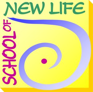 School of New Life Logo